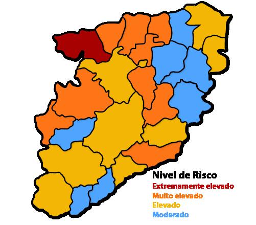Distrito de Viseu: +44 novos casos